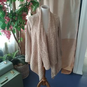 Anthropologie Sun Mon Tues. Wed Size L cardigan